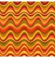 geometric seamless desert dune pattern vector image vector image