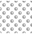 choco star biscuit pattern seamless vector image