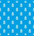 deadly liquid pattern seamless blue vector image