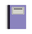 school supply icon image vector image vector image