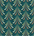 Seamless Christmas pattern Firs trees on dark vector image vector image