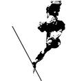 skater design vector image vector image