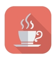 Cafe single icon vector image vector image