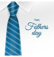 Happy Father s Day EPS 10 vector image