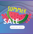 ummer juicy abstract background design vector image vector image