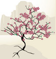 cherryblossom vector image