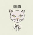KittyCat10 vector image vector image