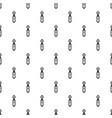 usb flash drive pattern seamless vector image vector image