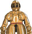 armor a vector image vector image