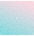 Christmas winter abstract background vector image