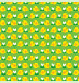 printeaster chick pattern vector image vector image
