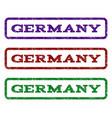 germany watermark stamp vector image vector image