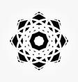 abstract circular 0025 vector image