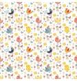 Cute birds set vector image vector image