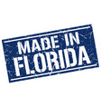 made in florida stamp vector image vector image