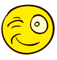Smiley Doodle vector image vector image