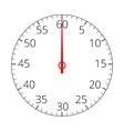 Stopwatch Stopwatch Icon Stopwatch icon flat vector image