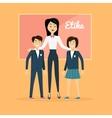 Children Education Ethics Banner vector image