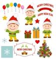 Boy Gnome vector image vector image
