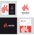 logo design element 24 vector image vector image