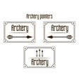 Pointers archery