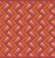 gradient geometrical zig zag stripe pattern vector image vector image