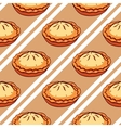 Pies Seamless Pattern vector image vector image