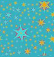 print seamless pattern geometric simple design vector image