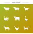 FarmAnimals2 vector image