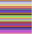 Colorful horizontal line pattern background vector image vector image