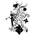fairy tale vector image