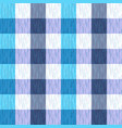 checked tartan plaid or striped seamless pattern vector image vector image