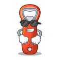 super cool aluminium bottle opener for design vector image