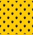 raspberry or blackberry pattern vector image vector image