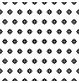 cross patten background vector image vector image