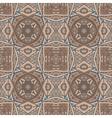 absract seamless geometric mosaic vector image