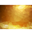 copper gold metallic background vector image