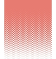 Red halftone background vector image vector image