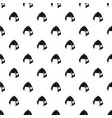 tribal tent pattern seamless vector image