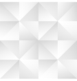 seamless gray geometric background vector image vector image