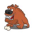 Dog1 vector image