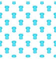 Men summer t-shirt pattern cartoon style vector image vector image