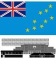 Tuvalu vector image vector image
