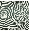Animal Zebra Seamless Background vector image