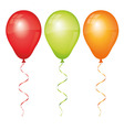 Colorful balloons vector | Price: 1 Credit (USD $1)