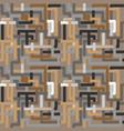 random color pattern vector image