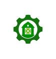 tool farm logo icon design vector image