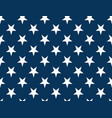 american flag stars - seamless pattern non vector image