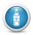 Coffee Beverage glossy icon vector image vector image