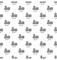 coin pattern seamless vector image vector image